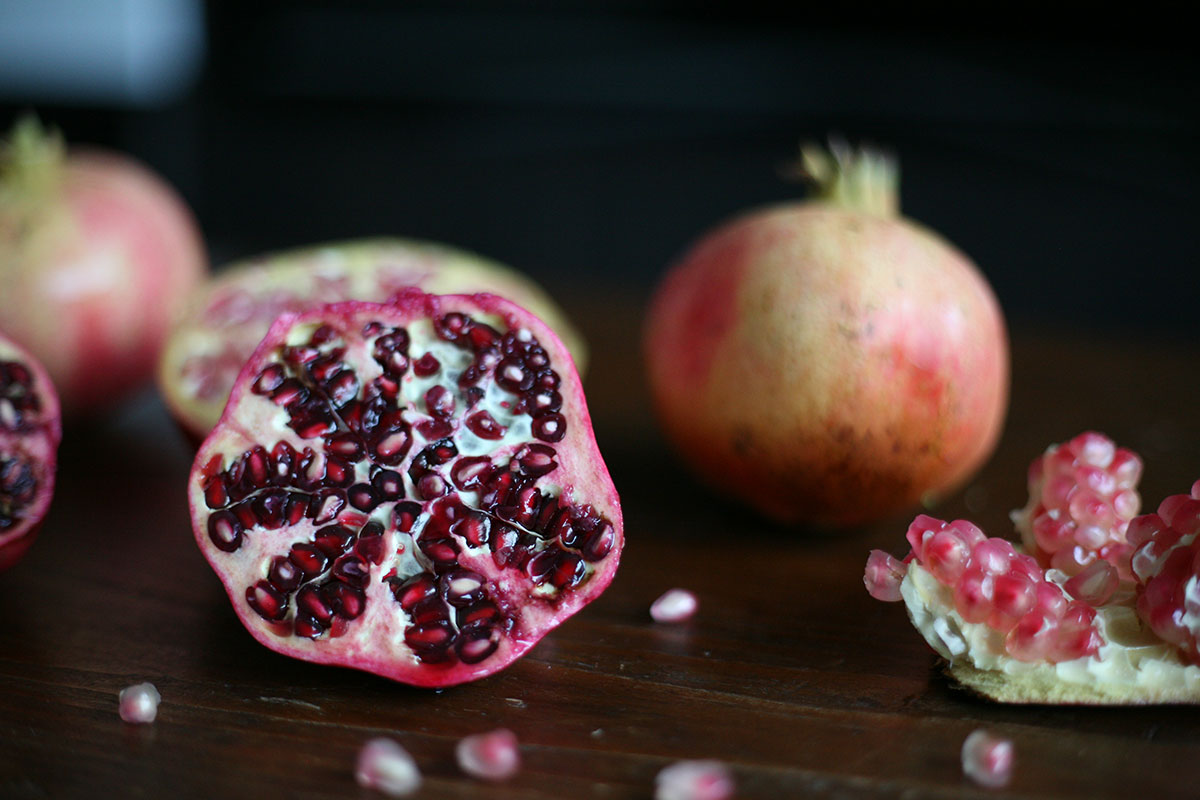 The pomegranate | A jewel among fruit