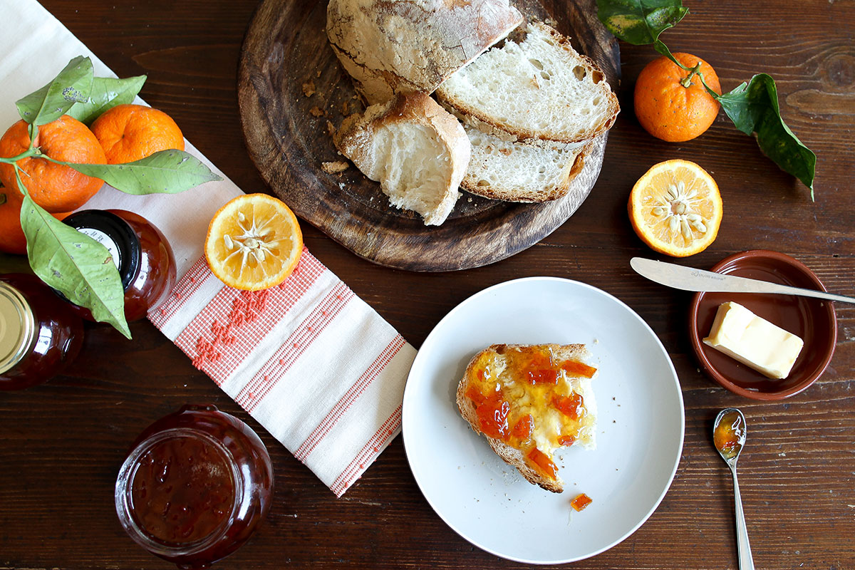 Whisky and Seville orange marmalade